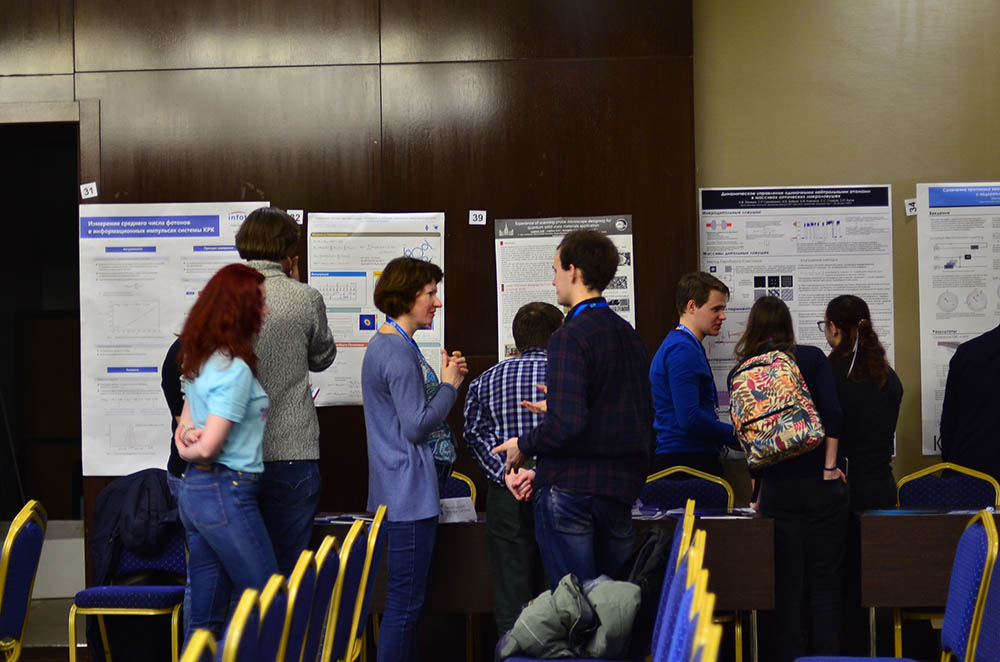 poster's session