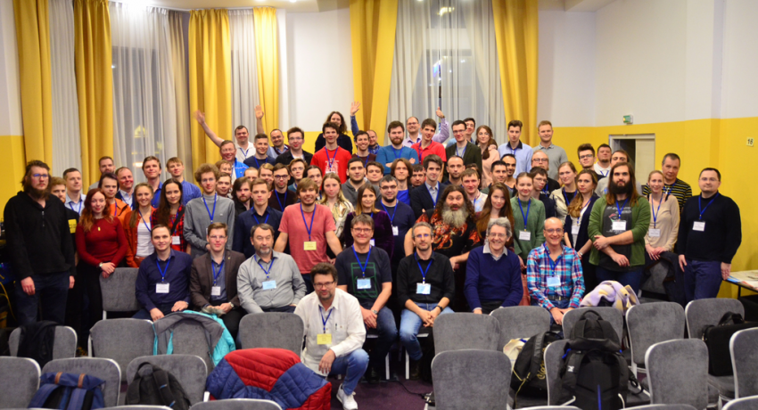 participants of 3rd school on quantum technologies